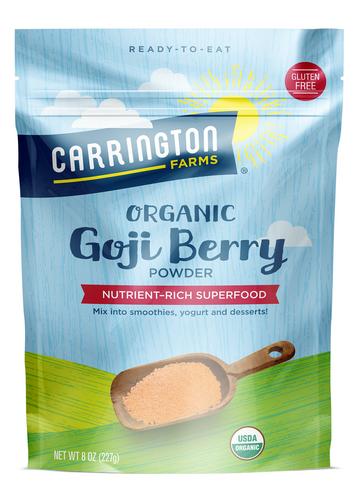 Organic Goji Berry Powder