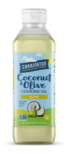 Coconut and Olive Cooking Oil Blend