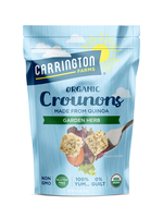Organic Crounons, Garden Herb