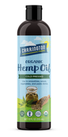 Organic Hemp Oil, 12oz