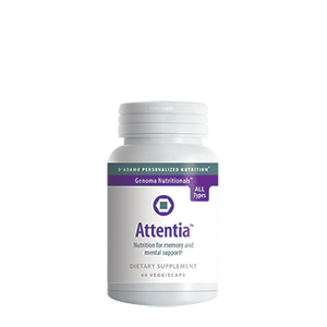 D'Adamo Nutrition, Attentia (60 caps)