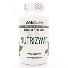 American Nutriceuticals, Nutrizyme (450 capsules)