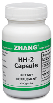 Dr. Zhang, HH-2 (250mg) 45 capsules