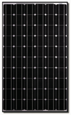 Canadian Solar CS6P-260M 260 Watt Mono Solar Panel, Black Frame