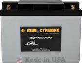 Concorde Sun Xtender PVX-1040T, 12V, 104AH AGM Battery