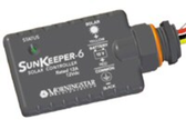Morningstar SunKeeper SK-6 6A, 12V PWM Charge Controller