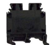 Soladeck Terminal Block 600V 50A Black