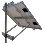 "SunWize Adjustable Side-of-Pole Mount, 53"" Support"