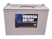Universal 27Dc, 12V, 90Ah (2Ohr) Sealed Gell