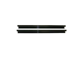 "Your Solar Home 43.5"" Set of Solarsheat Mounting Rails"