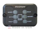 ME-RC25 Remote Control with Charger for Magnum MSAE-4448 Inverter