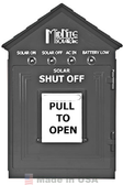 Midnite Solar Birdhouse Emergency Disconnect Switch - Gray
