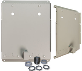 Midnite Solar Dual Classic Mounting Plate for E-Panels
