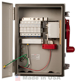 Midnite Solar MNPV6HV 4X Disconnect/Combiner Box