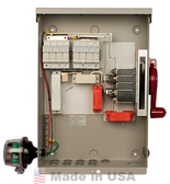 Midnite Solar MNPV8HV 3R Disconnect/Combiner Box