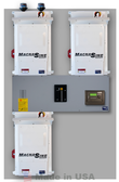 MidNite Solar Pre-Wired AC Coupled System, (3) MS4024PAE