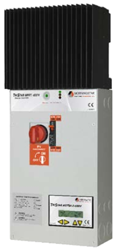 Morningstar TS-MPPT-60-600V-48-DB Tristar 600V 60 Amp MPPT Charge Controller with DC Disconnect