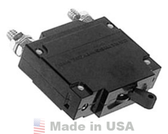 Outback 50A 250VAC Panel Mount Breaker, 1/4IN Stud Terminal