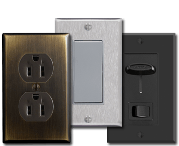 Colored Electrical Wall Plates Gorgeous Switch Plates & Outlet Covers Electrical Outlets & Light Switches 2017