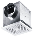 "Captive Aire CFA 150CA Ceiling Exhaust Fan 157 cfm @ .125"" sp"
