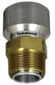 "Tomahawk  1-1/2"" Inline Swivel for 1290 Bulk Fuel Nozzles"