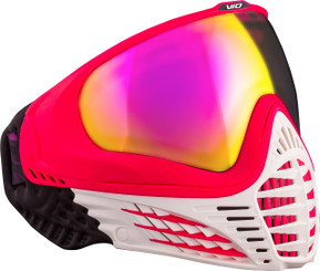 Virtue Goggle Contour White Ruby