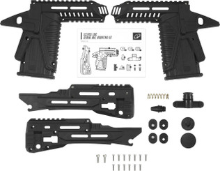 Eclipse EMC Gemini rail Mounting Kit Black