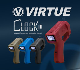 Virtue Clock Chrono III fde