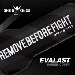 Bnkr Kings Evalast barrel cover REMOVEBEFOREFIGHT