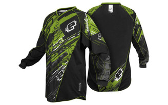 Planet Eclipse rain Jersey Lizzard L