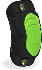 Planet Eclipse Knee Pads HD Blk/Green Large