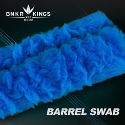 BunkerKings barrel Swab cYAN