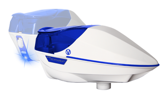 Virtue Spire Loader - White / Blue