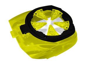 Virtue CrownSF Spring Finger Speed Feed (Yellow)