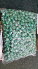 SKULLZ Field Green fill Paintballs (Winter Shell)