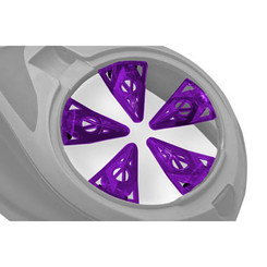 Virtue Crown SF Rotor  - Purple