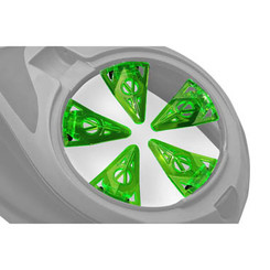 Virtue Crown SF Rotor  - Lime