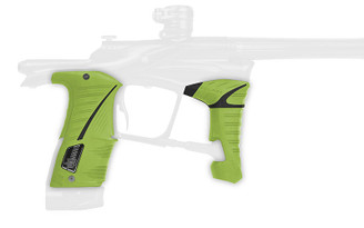 Eclispe LV1 Grip Kit Green