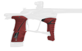 Eclispe LV1 Grip Kit - Dark Red