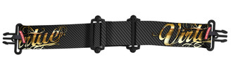 Virtue VIO Strap Carbon Fiber Gold