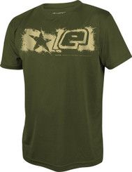 Eclipse Mens Submerse T-Shirt Olive L
