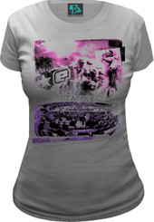 Eclipse Womens Arena t-Shirt Grey marl S