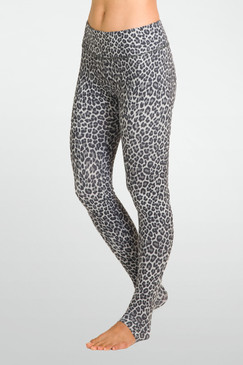 Grace Yoga Tight (Snow Leopard)