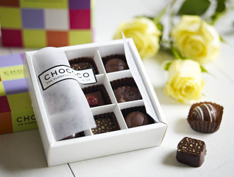 Chococo Chocolates £10.00