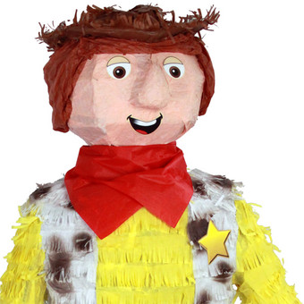 Toy Story Woody Pinata