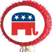 Republican Pinata