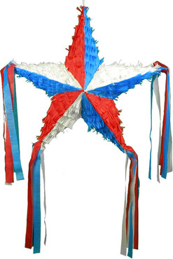 USA Star Pinata