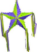 Mardi Gras Star Pinata