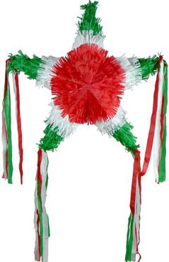 Viva Mexico Star Pinata