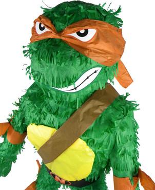Orange Teenage Mutant Ninja Turtles Michelangelo